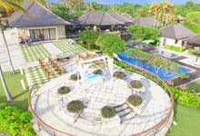 Wedding Day Set Up by Nirwana Villa Estate