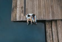 Kamelina & Adhit Prewedding at Pantai Indah Kapuk by GoFotoVideo