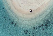 Pulau Macan Prewedding of Silvia & Jodi by GoFotoVideo