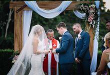 George & Joudy by BALI STAR WEDDING PLANNER