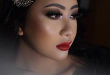 Night Reception Makeup by DJL Rumah Makeup