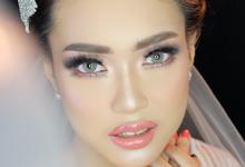 Wedding Reseption by DJL Rumah Makeup