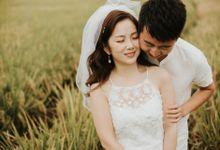 The Wedding of Jason & Dora by Varawedding