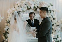 Raissa & Andreas Holy Matrimony by Irish Wedding