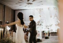 Andreas & Raissa Wedding Day by Irish Wedding