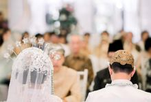 Wedding Day Adhin + Budi by Deekay Photography