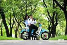 Prewed Majid+bunga by Remember Photography