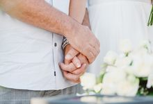 Wedding Ceremony of Rob and Ami by WakaGangga Resorts