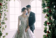Prewedding Of Ivan & Shanty by Elina Wang Bridal