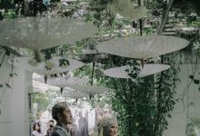 The Wedding of Reza & Reidy by CoolWater Decoration & Event Planner
