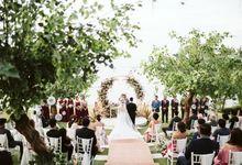 Stunning Wedding of Bryan & Xyrelle by Vilia Wedding Planner
