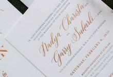 Wedding of Garry & Nadya by AS2 Wedding Organizer