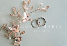 Ega & Maria Wedding Day by Venema Pictures