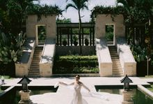 Prewedding at Sheraton Jogja by Sheraton Mustika Yogyakarta Resort & Spa