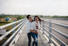Daniel & Gracia Bangka Pre-wedding by Venema Pictures