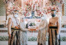 THE WEDDING OF GEMY & HAFIZ by THE HIVE BUMI PANCASONA
