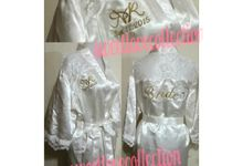 Wedding Robe (Kimono) by Sweetlovecollection