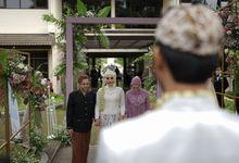 Wedding Huzna & Zaki by Puteri Gunung Hotel