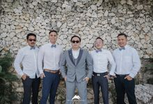 Adit & Mega Wedding by KAMAYA BALI