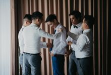 HERMAWAN & IVY WEDDINGDAY III by Flexo Photography