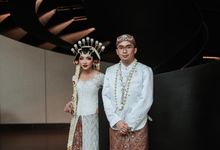 Javanese wedding ceremony of Mutia and Andi by Pullman Bandung Grand Central