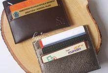 Dompet Kartu 3 Selipan by Kejora Gift & Souvenir