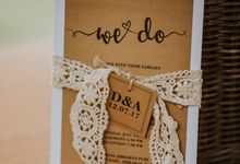 The wedding of Don & Aulia by Alomora