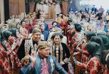DINI & AGI WEDDING by Akuwedding