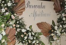 Akad Nikah Purwaka & Apriliani by Dona Wedding Decoration & Planner