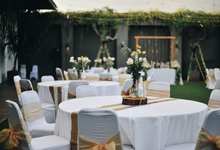 The Wedding of Ben & Maria by Dona Wedding Decoration & Planner
