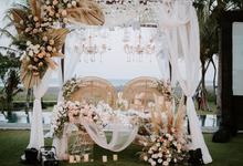 The Wedding of James & Kiyomi by Dona Wedding Decoration & Planner