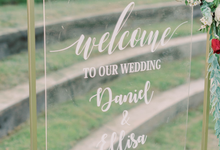 The Wedding Of Daniel & Ellisa by Dona Wedding Decoration & Planner