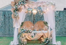 The Wedding of Andrey & Diana by Dona Wedding Decoration & Planner