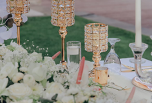 The Wedding of Yogi & Alessandra  by Dona Wedding Decoration & Planner