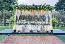 The wedding of Bima & Ima by Dona Wedding Decoration & Planner