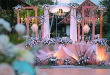 The wedding of Boy & Selfie by Dona Wedding Decoration & Planner