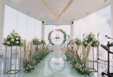 The Wedding of Okie & Marcia by Dona Wedding Decoration & Planner