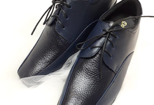 Groom Shoes  by Donamici