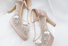 Custom Wedding Shoes by Donamici