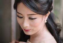 Prewedding Novinia by Donna Liong MakeupArtist