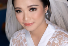 Robert & Prisca 02.09.2018 by Donna Liong MakeupArtist