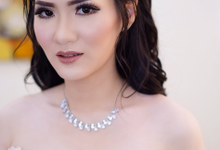 Joshua & Mariska 19.01.2019 by Donna Liong MakeupArtist