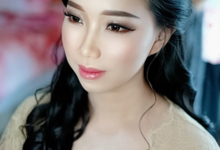 Grey & Holly 08.09.2019 by Donna Liong MakeupArtist