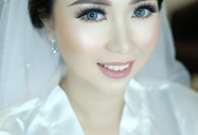 Johan & Intan 12.10.2019 by Donna Liong MakeupArtist