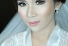 Hendra & Razella 12.10.2019 by Donna Liong MakeupArtist