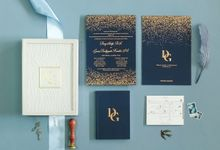 Donny & Gracia by Meltiq Invitation