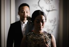 BEAUTY SHOT ALVINA & STEVEN by Speculo Photo