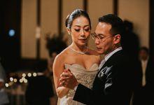DANCE ALVINA & STEVEN by Speculo Weddings