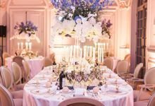 Multi-days astle wedding in France by Dorothée Le Goater Events
