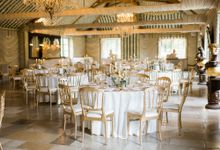Fairytale castle wedding in France by Dorothée Le Goater Events